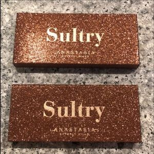 ABH Anastasia Sultry Eyeshadow Palette